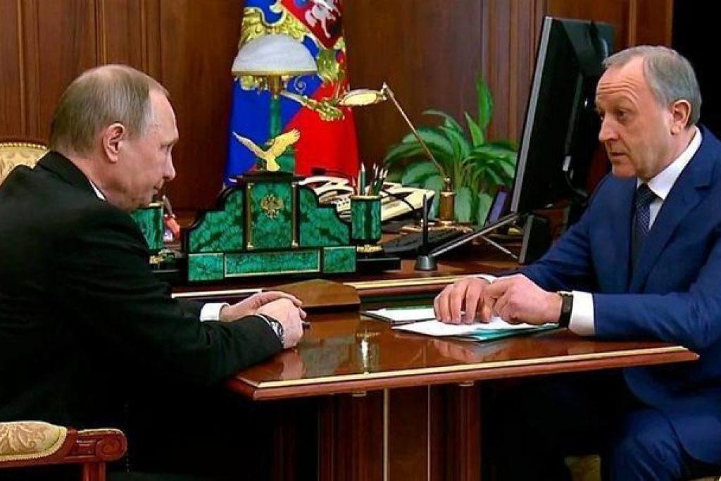 Что предложит Радаеву президент Владимир Путин