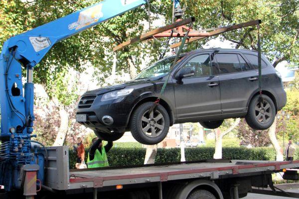 Саратовские бюрократы пытаются снова дорваться до массовой эвакуации автомобилей