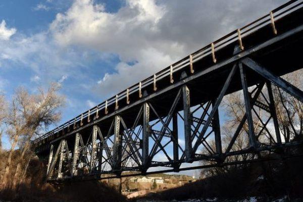 Что с мостом?