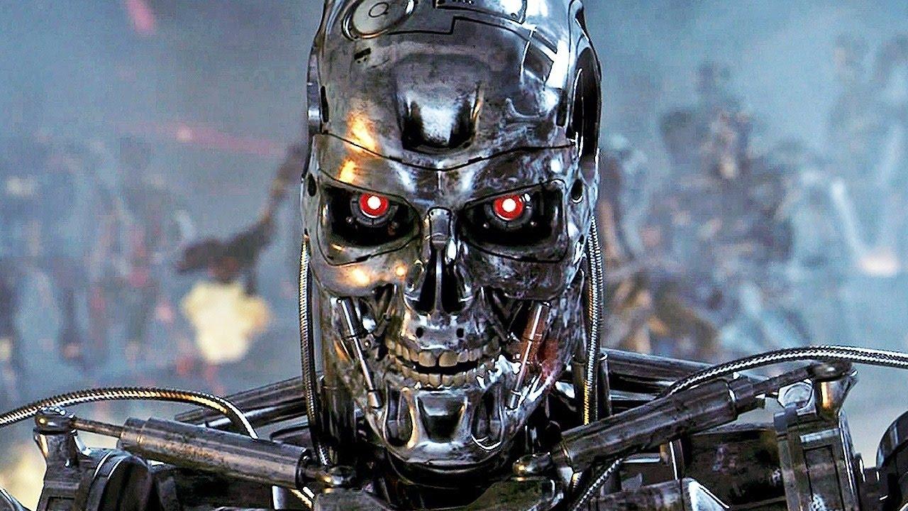 Образ ИИ, как воплощение зла
